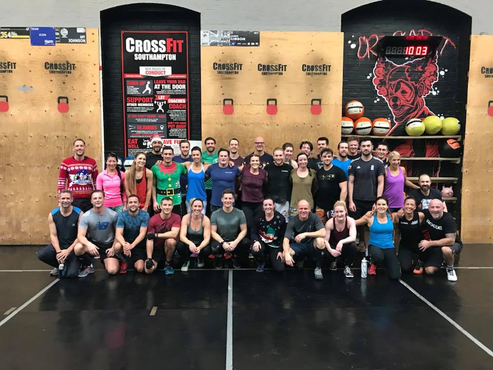 CrossFit Southampton | Eastleigh - Hampshire