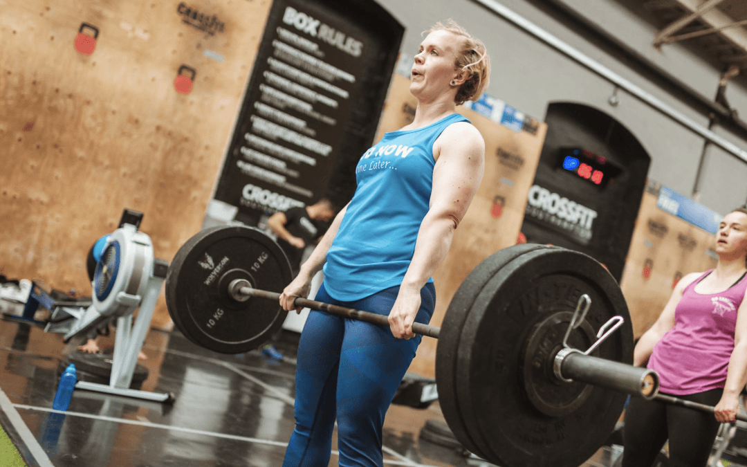 Claire Potter – May 2019